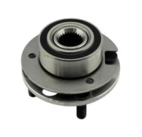 Automotive Wheel Hub Unit Chrysler 5212521 SKF BR93000 Timken 518500