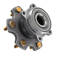 Automotive Wheel Hub Unit Koyo 2DUF053N-7O2 Mitsubishi MR418068 NSK 53KWH01 SKF VKBA6915 Timken HA590039